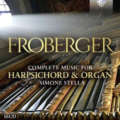Froberger, Harpsichord and Organ works